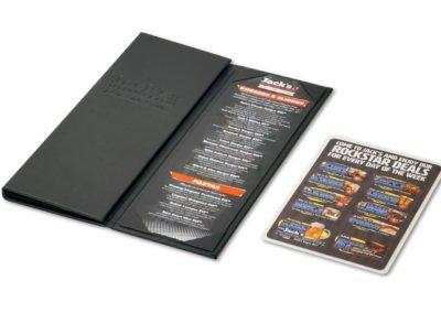 Jack's Taphouse & Grill Menu 01