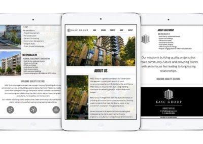 KASC Group Web Design 02