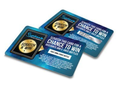 Splash Vapour Business Cards 02