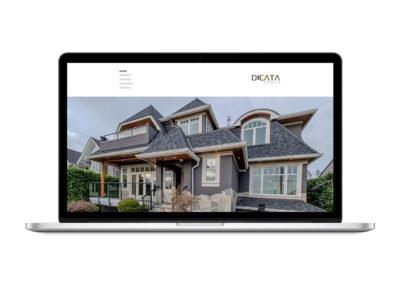 Dicata Group Web Design 02